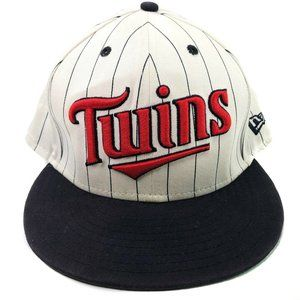 Minnesota Twins New Era MLB Snapback